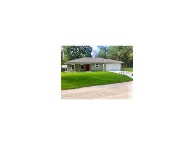 Orange City Single Family Home For Sale: 1210 13th Street