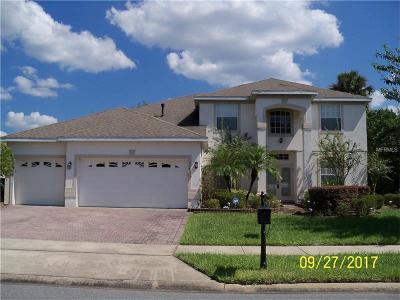 Deland Single Family Home For Sale: 114 Oak Haven Circle