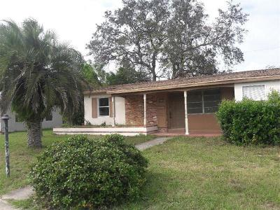 Deltona FL Single Family Home For Sale: $119,900