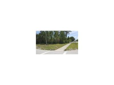 Deltona Residential Lots & Land For Sale: 1050 McCormick Drive