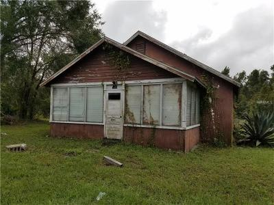 Deland Single Family Home For Sale: 2000 E New York Avenue