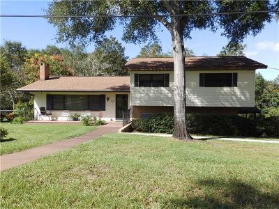 Deland Single Family Home For Sale: 2756 Oak Road