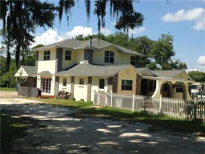 New Smyrna Beach Single Family Home For Sale: 2538 Selleck Avenue