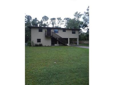 Pierson Single Family Home For Sale