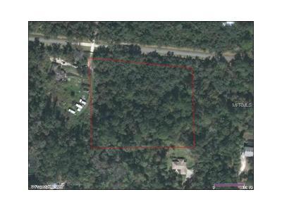 Deltona Residential Lots & Land For Sale: Enterprise Road