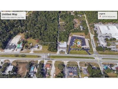Orange City Residential Lots & Land For Sale: 2275 N Volusia Avenue