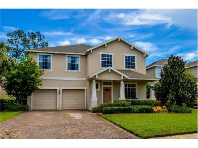 Daytona Beach Single Family Home For Sale: 513 Champion Ridge Drive