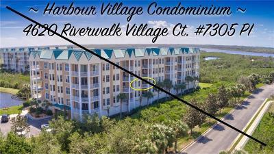 Ponce Inlet Condo For Sale: 4620 Riverwalk Village Court #7305