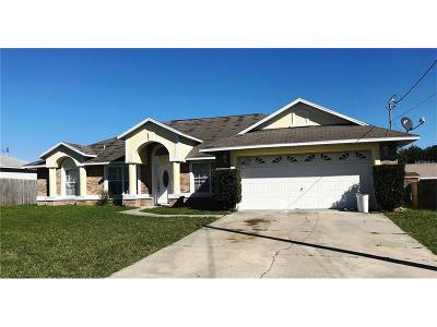 Deltona FL Single Family Home For Sale: $174,900