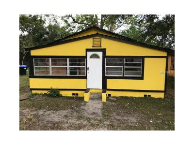 Single Family Home For Sale: 1007 Ocoee Apopka Road