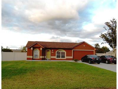 Deltona Single Family Home For Sale: 1414 Randolph St