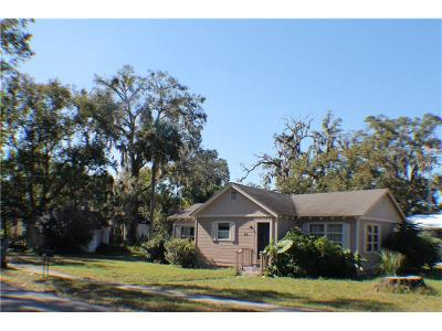 Deland Single Family Home For Sale: 212 N Boundary Avenue