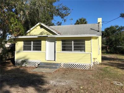 Eustis Single Family Home For Sale: 1007 Schultz Street