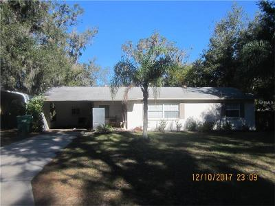 Deland Single Family Home For Sale: 705 E Indiana Avenue