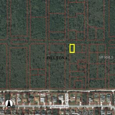 Deltona Residential Lots & Land For Sale: Ruth Avenue