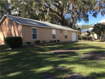 Deland Single Family Home For Sale: 344 N Orange Avenue