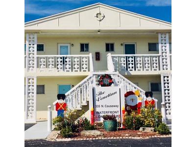 New Smyrna Beach Condo For Sale: 335 N Causeway #E-3
