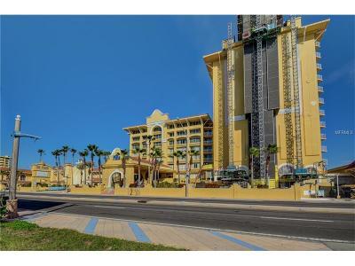 Daytona Beach Condo For Sale: 600 N Atlantic Avenue #1107