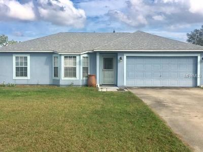 Deltona Single Family Home For Sale: 1851 Oakgrove Avenue