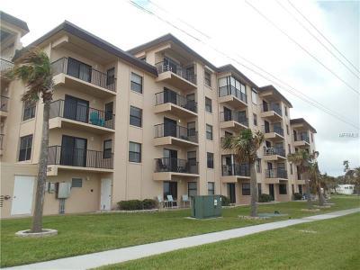 Daytona Beach, Daytona Beach Shores, New Smyrna Bch, New Smyrna Beach, Ormond Beach, Edgewater, Ponce Inlet Condo For Sale: 2390 Ocean Shore Boulevard #104