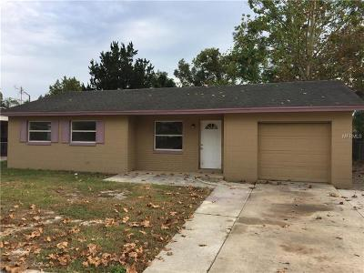 Volusia County Single Family Home For Sale: 912 Valleydale Avenue
