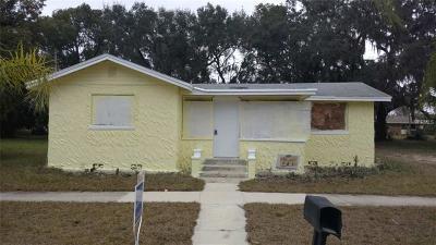 Eustis Single Family Home For Sale: 1028 E McDonald Avenue