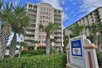 Daytona Beach, Daytona Beach Shores, New Smyrna Bch, New Smyrna Beach, Ormond Beach, Edgewater, Ponce Inlet Condo For Sale: 1425 Ocean Shore Boulevard #701