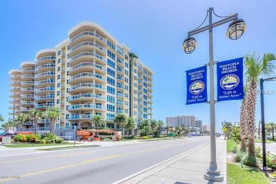 Daytona Beach Shores Condo For Sale: 3703 S Atlantic Avenue #504