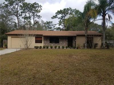 Lake Helen Single Family Home For Sale: 720 Cassadaga Road