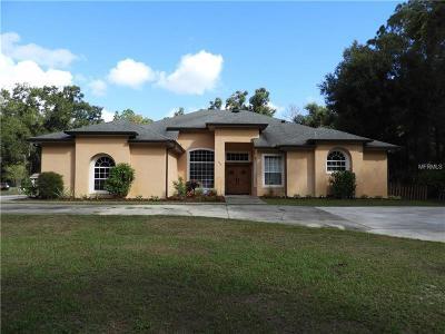 Deland Single Family Home For Sale: 940 Glenwood Road
