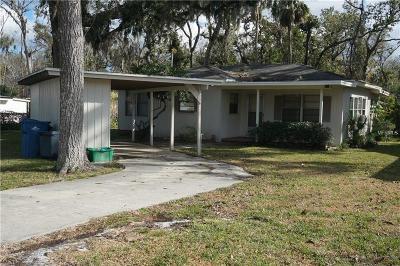Daytona, Daytona Beach, Daytona Beach Shores, De Leon Springs, Flagler Beach Single Family Home For Sale: 1195 Manette Circle