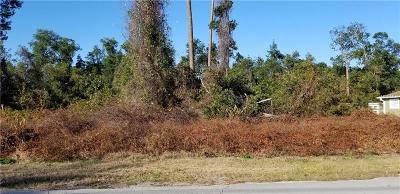 Lake County, Seminole County, Volusia County Residential Lots & Land For Sale: 1144 S Brickell Drive