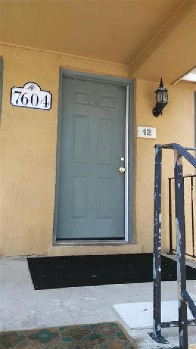 Orlando Condo For Sale: 7604 Forest City Road #D/12