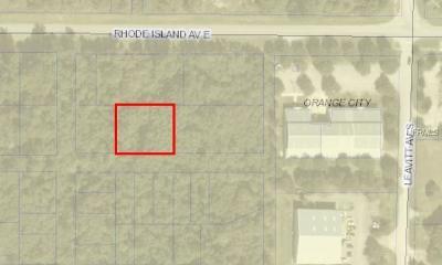 Orange City Residential Lots & Land For Sale: Barre Street