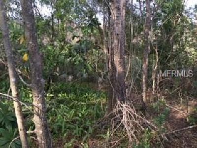 Lake County, Seminole County, Volusia County Residential Lots & Land For Sale: 2157 Vance Road