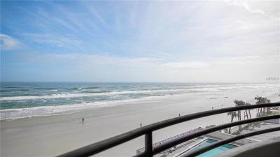 Daytona Beach, Daytona Beach Shores, New Smyrna Bch, New Smyrna Beach, Ormond Beach, Edgewater, Ponce Inlet Condo For Sale: 3115 S Atlantic Avenue #D020