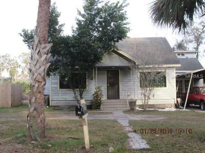 Deland Single Family Home For Sale: 711 S Palmetto Avenue