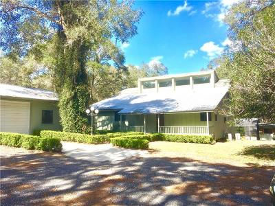 Deland Single Family Home For Sale: 1268 McGregor Road
