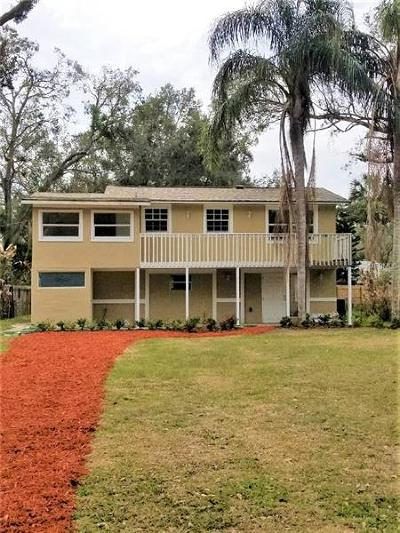 New Smyrna Beach Single Family Home For Sale: 2144 Jungle Road