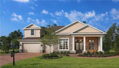 Pasco County Single Family Home For Sale: 41439 Stanton Hall Drive #LOT 2