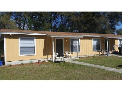 Deland Multi Family Home For Sale: 511 W Garrison Avenue