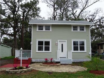 Holly Hill Single Family Home For Sale: 121 12th Street