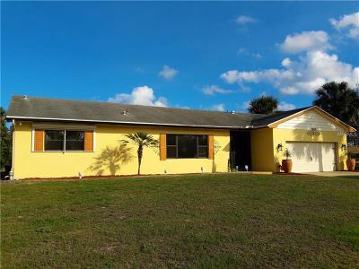 Deltona Single Family Home For Sale: 2209 E Union Circle
