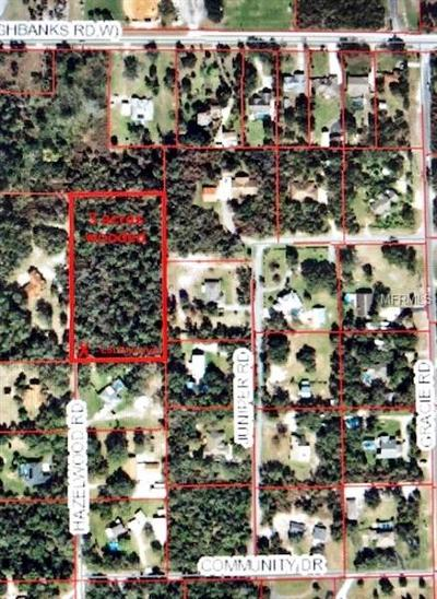 Debary Residential Lots & Land For Sale: Hazelwood