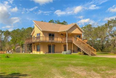 Pierson Single Family Home For Sale: 998 Buckles Road