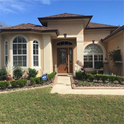 Lake Mary Single Family Home For Sale: 568 Pickfair Terrace