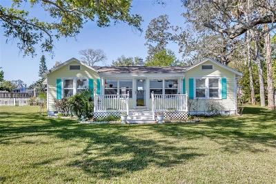 Holly Hill Single Family Home For Sale: 538 Riverside Drive