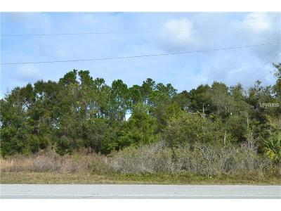 Orange City Residential Lots & Land For Sale: Riegel Paper Avenue