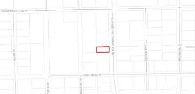Volusia County Residential Lots & Land For Sale: S Spring Garden Avenue