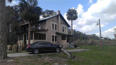 Single Family Home For Sale: 24970 County Road 42